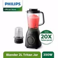 Philips Blender HR2157 HR 2157 Duravita Tritan Jar 2 L Tahan Pecah