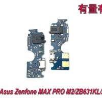 UI BOARD - FLEXIBLE BOARD - CONNECTOR CAS MIC AZUS ZENFONE MAX PRO M2