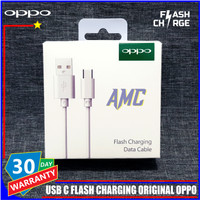 Kabel Data Oppo A9 2020 Oppo A92 ORIGINAL 100% USB C Fast Charging