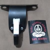 Hook bag . gantungan barang vespa LX dan S aksesoris vespa