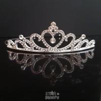 Mahkota Anak Tiara Pesta Crown Princess Aksesoris Rambut Anak C22