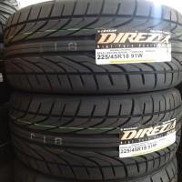 BAN DUNLOP DIREZZA 225 45 18 (BMW/MERCY/SUBARU/CIVIC/ALTIS/ACCORD)