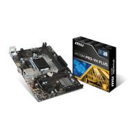 Motherboard MSI H110M-Pro VH Plus (LGA1151, H110, DDR4) GARANSI 3 THN