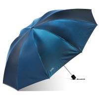 Payung Lipat Besar Anti UV Lipat 3 Jari 10 Merk Paradise Bahan Vinyl