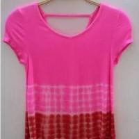 100% ORI Baju Branded Anak Justice Pink Ombre untuk