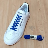 Tali Sepatu Elastis Shoelaces - DEEP BLUE