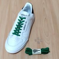 Tali Sepatu Elastis Shoelaces - ARMY GREEN