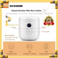Original Xiaomi Youpin Ocooker Mini Rice Cooker Listrik 1.2L