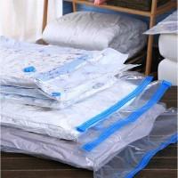 Plastik Vacum Baju Vakum Vacuum Travel Bag Laundry Simpan Pakaian