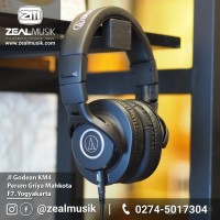 AUDIO TECHNICA ATH-M40X l Headphone l Zeal Musik Jogja