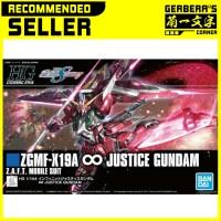 HG Infinite Justice Gundam HGCE Infinite Justice Bandai 1/144 Original