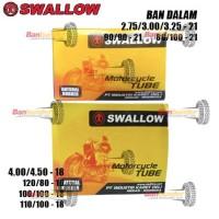 PAKET BAN DALAM SWALLOW UNTUK MOTOR TRAIL 275/300-21 DAN 400/450-18