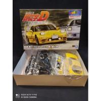 AOSHIMA 1/24 INITIAL D TAKAHASHI KEISUKE FD3S RX-7 COMICS VOL.1 Ver.