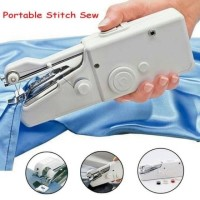 Handy Stitch Alat Jahit Genggam Elektrik Mesin jahit portabel