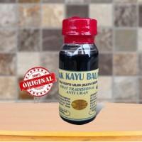 Minyak kayu belitung balitung Asli + Biji Kayu Ulin 100ml Botol Plasti