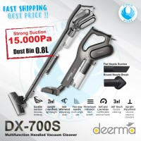 Deerma Vacuum Cleaner 2 in 1 DX700 DX700S - Penyedot Debu