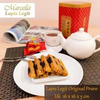 Kue Lapis Marcella Lapis Legit Original Prune Size 16x16x5cm
