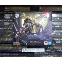 SHF Iron Spider Final Battle Edition Avengers Endgame Bandai