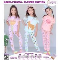 Kazel Piyama Girl Flower Edition 0-5Thn