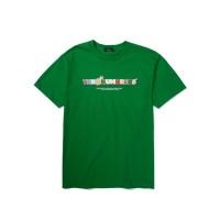 The Hundreds Kaos Toon Bar T-Shirt Kelly Green