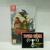 The Banner Sage Trilogy Nintendo Switch