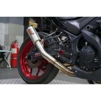 Knalpot Prospeed Python Series Yamaha R25 / MT25 Fullsytem