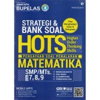 Strategi & Bank Soal HOTS MATEMATIKA SMP 7,8,9
