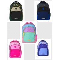 Smiggle Block Senior Backpack NEW