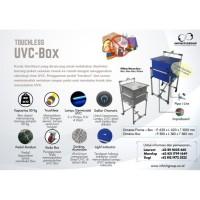 UVC Box Sterilisasi dan membasmi Virus, Bakteri dan Kutu