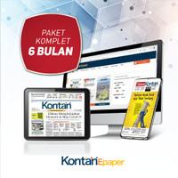 Kontan Epaper Komplet 6 bulan