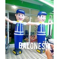 Balon sky dancer 14 inch / balon toko / Balon melambai