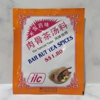 BAH KUT TEA/ BAKUT TEH SPICES ILC SINGAPORE - 20 GRAM