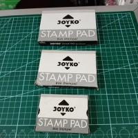 Stamp pad Joyko / Bak stempel joyko- no.00 - No.00