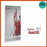 Murah AutoCad 2015 for 32 & 64 bit Full Version