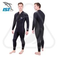 Scuba Diving Wetsuit IST Front Zipper 3MM Baju Selam Neoprene Jumpsuit