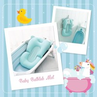 Emily Bath Tub Support Seat Bantal Bayi Anti Slip Untuk Mandi