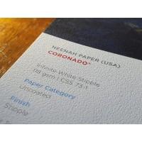 Kertas A3+ FinePaper Paperina Coronado Wht Stipple 118 GSM 1PCK-50LBR
