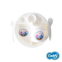 Caddy Alat Makan Bayi Set Rantang Pemanas - Baby Cutlery