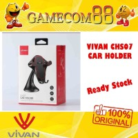 Vivan Car Holder Universal CHS07 Rotasi 360 Derajat