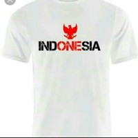T-SHIRT KAOS OBLONG INDONESIA 3XL 4XL BIG SIZE KEREN