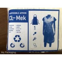 Plastik APRON white / Celemek disposible disposable ( HARGA SATUAN )
