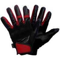 Sarung Tangan Kulit Norhy Fury Black Knuckle Protector - XL