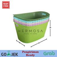 Keranjang Baju / Pakaian Plastik Model Besar KHUSUS GOJEK / GRAB