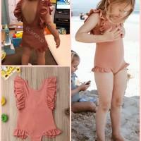 baju renang anak 1thn-5thn swimsuit