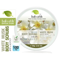 Bali Ratih Lulur / Body Scrubs White Musk