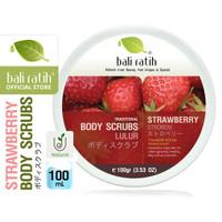 Bali Ratih Lulur / Body Scrubs Strawberry