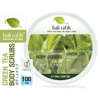 Bali Ratih Lulur /Body Scrubs Green Tea