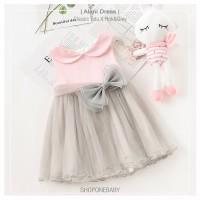Dress Classic Style Pakaian Bayi Baju Anak Baby Girl Tutu Skirt ALANI