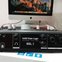 SOLID STATE LOGIC SSL PROFESIONAL AUDIO INTERFACE