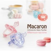 Kuku Duckbill Macaron Orthodontic Baby Pacifier